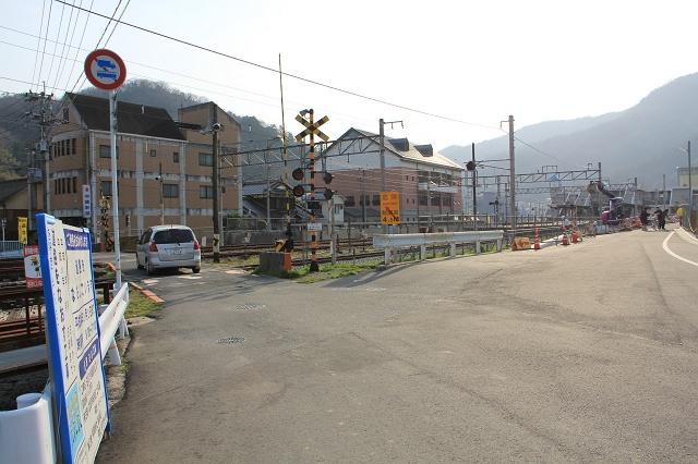 JR瀬野駅北口道路建設中 その後 4月_b0095061_13391071.jpg