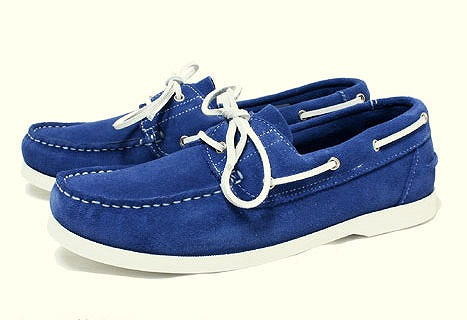 DANASSA SUEDE DECK SHOES DAN5356_c0150963_23512434.jpg