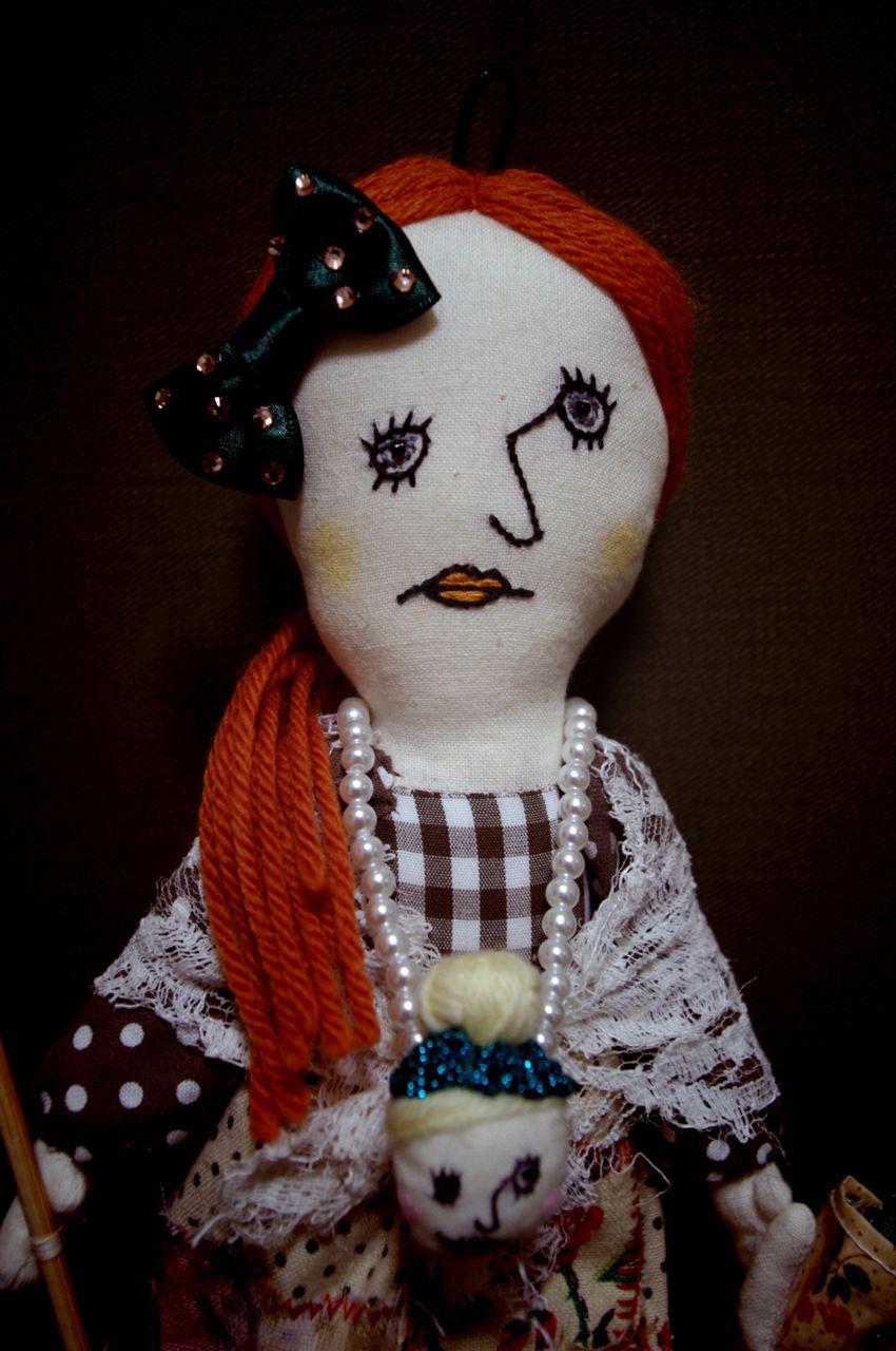 「おとぎ話しのもしも人形」第二弾 @Lamp harajuku y MEXICO CHIDO_e0170671_21493462.jpg