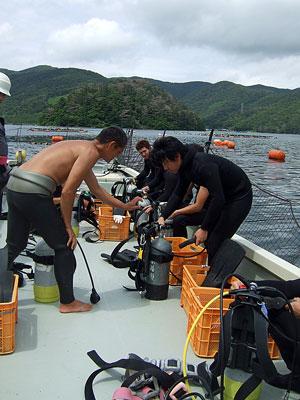 「潜水業務指導」_b0033573_20152049.jpg