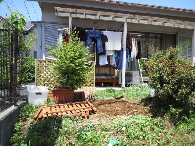 新しく花壇を作りました_c0197684_22213165.jpg