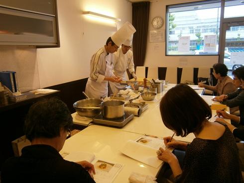 第20回お料理教室開催_e0190287_1632749.jpg