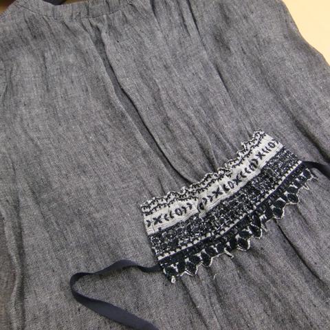 黒柳徹子さん 素敵に着てくださいました_c0126189_14553488.jpg