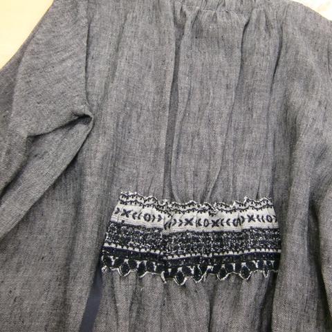 黒柳徹子さん 素敵に着てくださいました_c0126189_14553915.jpg