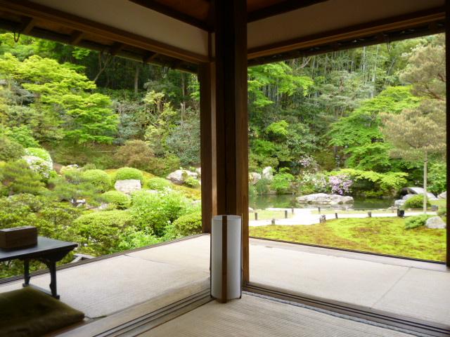 新緑の京都へ・・・・その1_b0210699_21525973.jpg