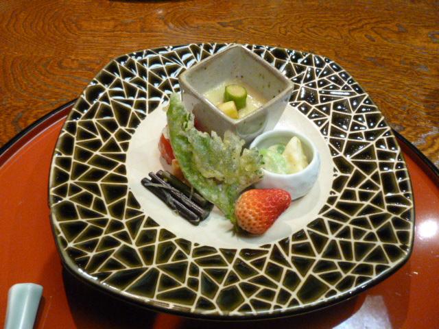 新緑の京都へ・・・・その1_b0210699_2352513.jpg