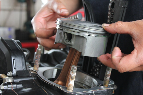 KTM LC4 640 DUKE エンジン整備!その4 (≧ω≦ )_d0038712_22282132.jpg