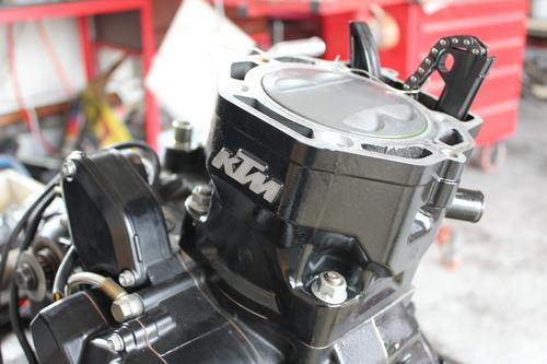 KTM LC4 640 DUKE エンジン整備!その4 (≧ω≦ )_d0038712_22283892.jpg