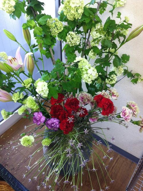 今週のお花_a0200423_20412013.jpg