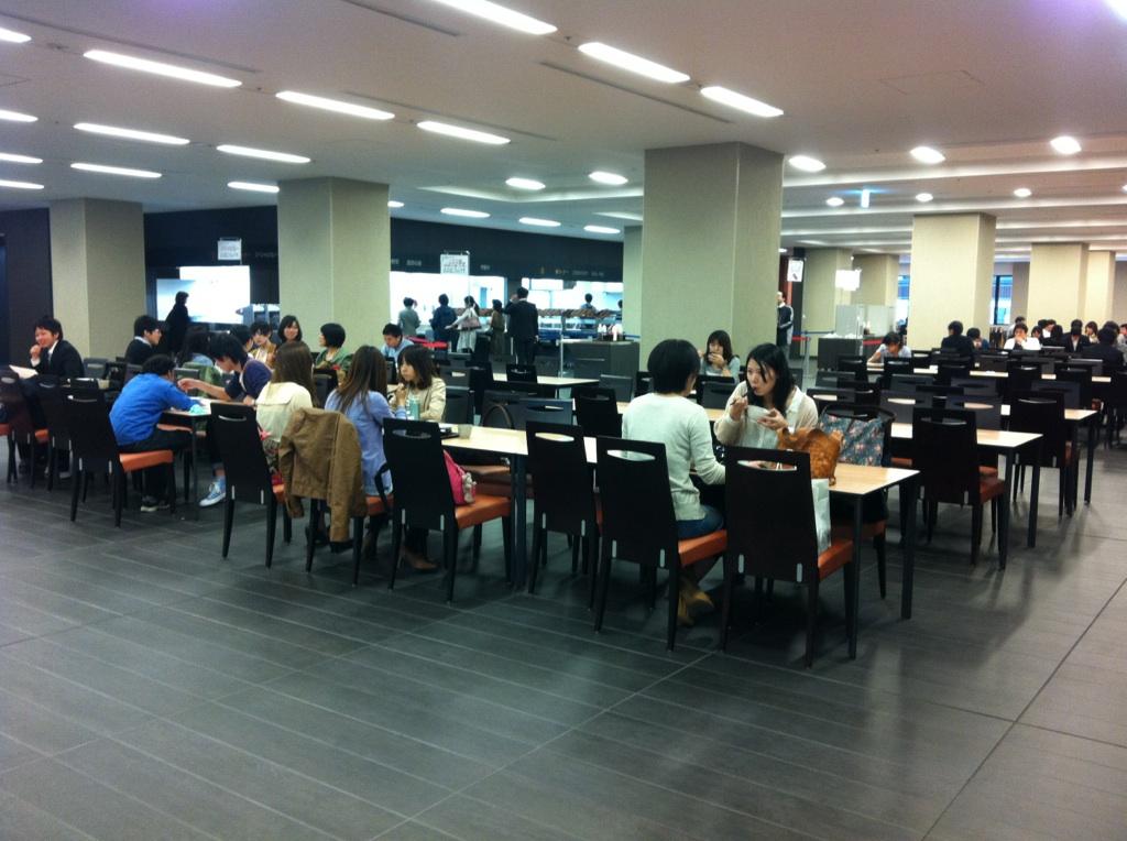 【青学WSD】新しい学食へ行ってみました_a0197628_18402522.jpg