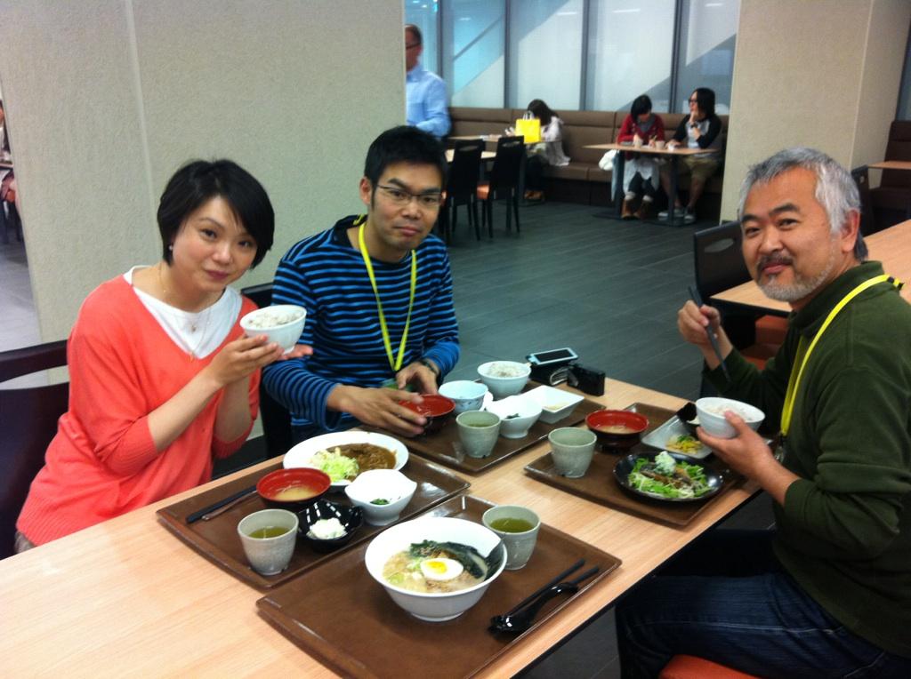 【青学WSD】新しい学食へ行ってみました_a0197628_18423656.jpg
