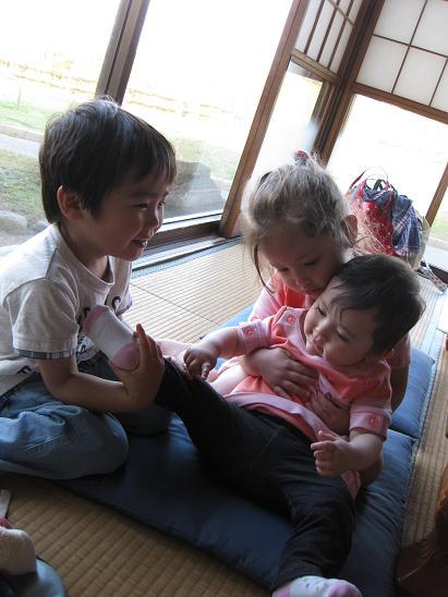 日本滞在記 29 続・ひたちなか海浜公園!& トイトレ_b0167736_603553.jpg