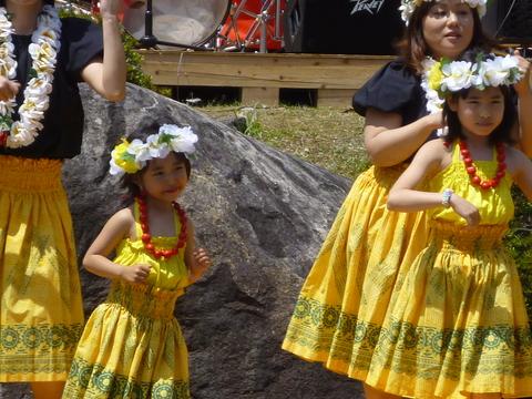 陶器祭り3日目ステージイベント フラダンス_a0246457_12581781.jpg