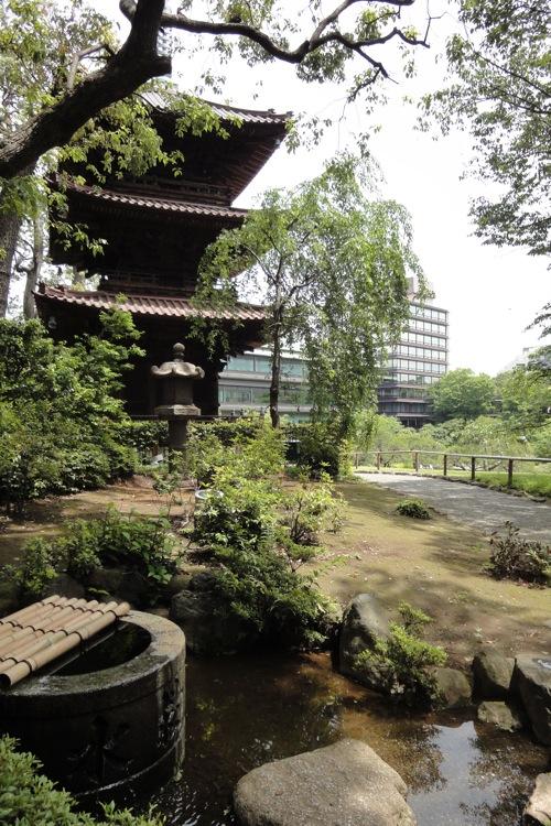 新緑のフォーシーズンズホテル 椿山荘_f0054859_19234746.jpg