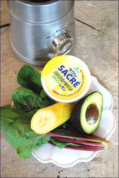 GS風 ママ友ランチにサクレde簡単おしゃれ冷製スープ_a0105872_10343087.jpg