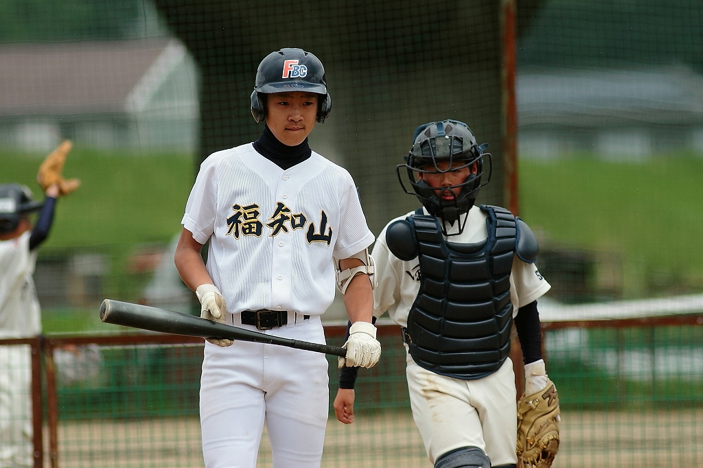 綾部大会 vs甲賀相模ボーイズ2_a0170082_2395111.jpg