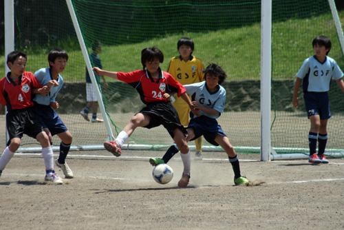 第36回全日本サッカー少年大会県予選_a0109316_9391423.jpg