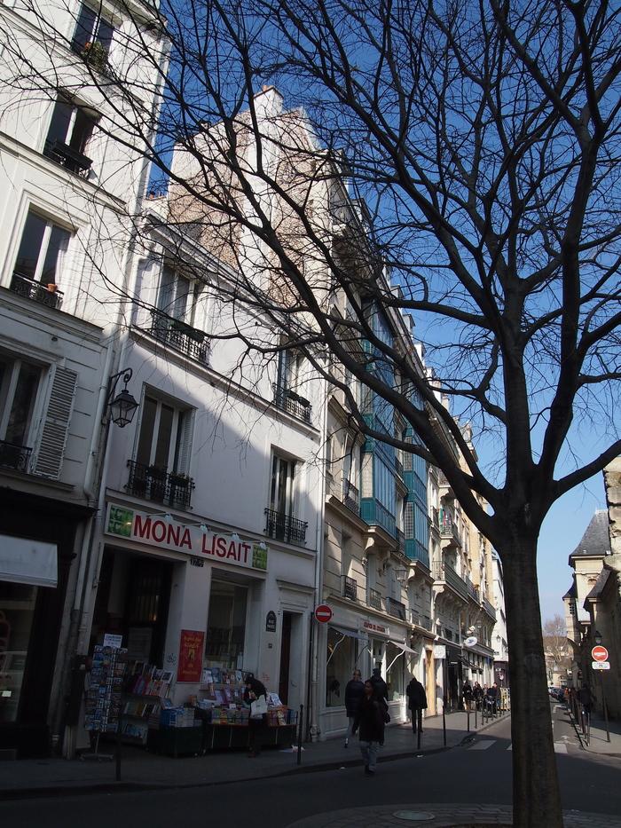 2012 2月 パリ 久しぶりに甘いもの ジェラートをAmoriano で_f0062122_7245276.jpg