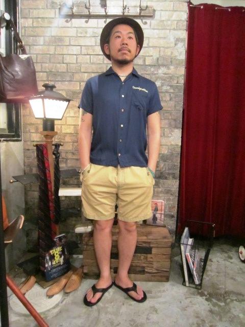 """親子遠足 & melple \""""イミグレーションシャツ\"""" ご紹介_f0191324_941299.jpg"""