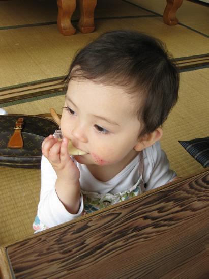 日本滞在記 30 貸切遊園地 & トイトレ2_b0167736_6393469.jpg