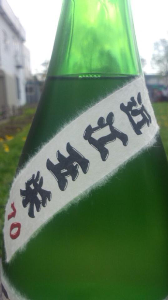 【日本酒】 川鶴 直汲純米 無濾過生原酒 近江玉栄70 限定_e0173738_10445355.jpg