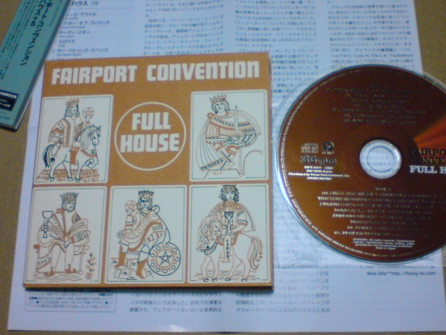 Full House / Fairport Convention_c0104445_22105748.jpg