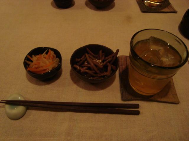 三軒茶屋「和kitchen BAKU」へ行く。_f0232060_22345439.jpg