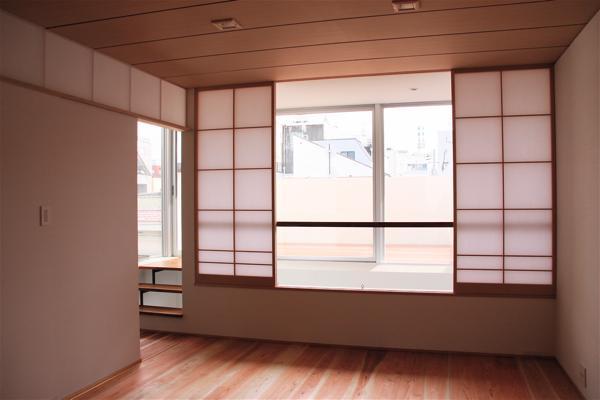 「浅草の家」3階_f0230666_1727263.jpg
