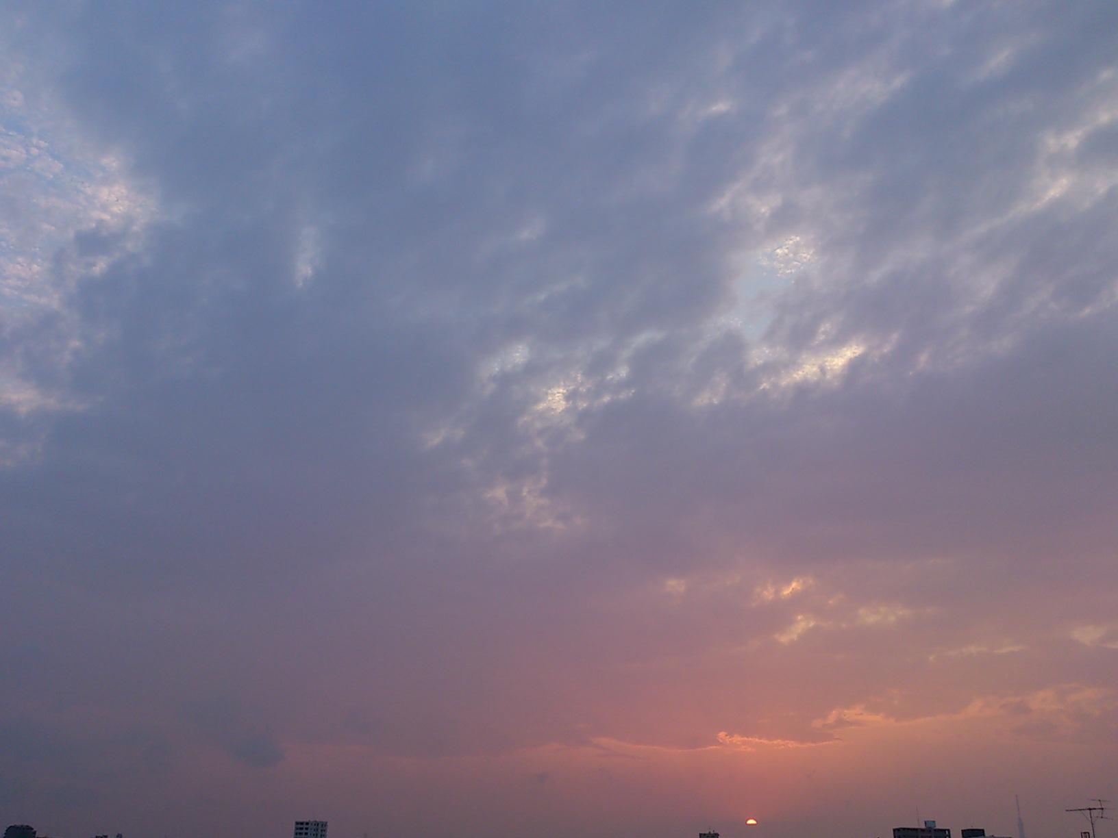 astronomy sunrise sunset - photo #9