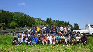 復活の米プロジェクト記念写真5月13日_d0027486_23285575.jpg