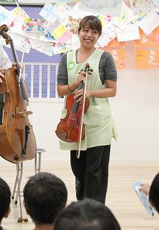 楽しい楽しい音楽会♪_a0267292_1449165.jpg