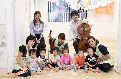 楽しい楽しい音楽会♪_a0267292_1456380.jpg