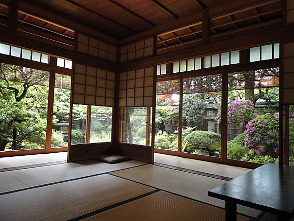 茶寮 宝泉で憧れのわらび餅@京都_e0230011_17131332.jpg