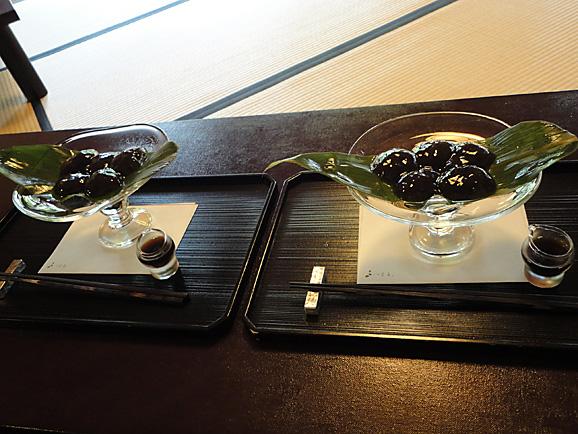 茶寮 宝泉で憧れのわらび餅@京都_e0230011_1716191.jpg