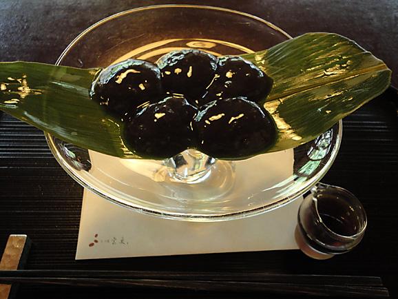 茶寮 宝泉で憧れのわらび餅@京都_e0230011_17162671.jpg