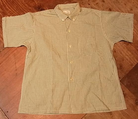 5月19日(土)入荷商品!ギンガムチェック B.Dシャツ!_c0144020_14173744.jpg