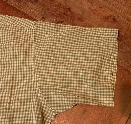 5月19日(土)入荷商品!ギンガムチェック B.Dシャツ!_c0144020_14174762.jpg