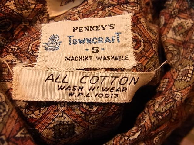5月19日(土)入荷商品!PENNY\'S TOWN CRAFT バティックPULLOVERB.Dシャツ _c0144020_14201296.jpg