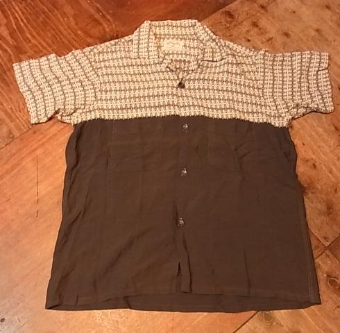 5月19日(土)入荷商品!50'S Shapely レーヨンシャツ!_c0144020_14324249.jpg