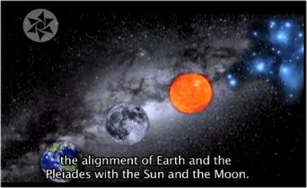 マヤと金環日食とウサギの謎解き★_b0213435_19232129.jpg