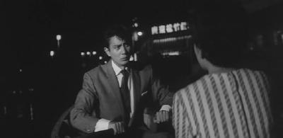 石井輝男監督『セクシー地帯〔セクシー・ライン〕』(1961年、新東宝) その2_f0147840_2333718.jpg