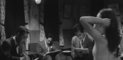 石井輝男監督『セクシー地帯〔セクシー・ライン〕』(1961年、新東宝) その2_f0147840_23422960.jpg