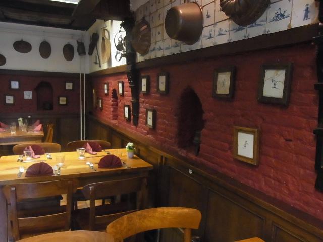 オランダの旅 (42) 【アムステルダム】 DE NISSENで夕食_c0011649_757727.jpg