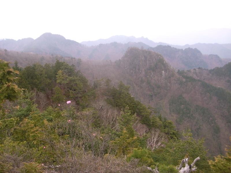 5月8日 馬道〜大山縦走ハイキング 開催しました。_b0209774_16504220.jpg