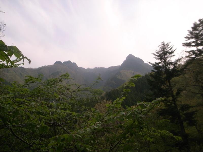 5月8日 馬道〜大山縦走ハイキング 開催しました。_b0209774_1710191.jpg