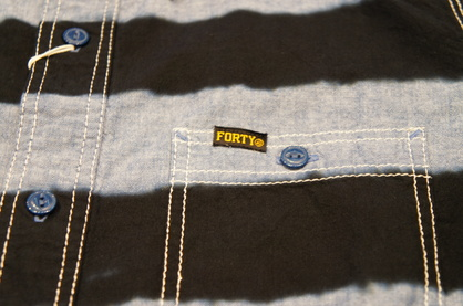 【FORTY FINE CLOTHING】新作入荷!!!_f0228575_15521677.jpg