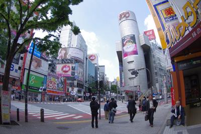 5月18日(金)今日の渋谷109前交差点_b0056983_1340355.jpg