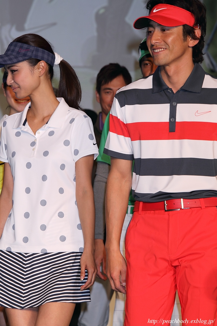 NIKE GOLF SPRING / SUMMER COLLECTION その5_c0215885_22381294.jpg
