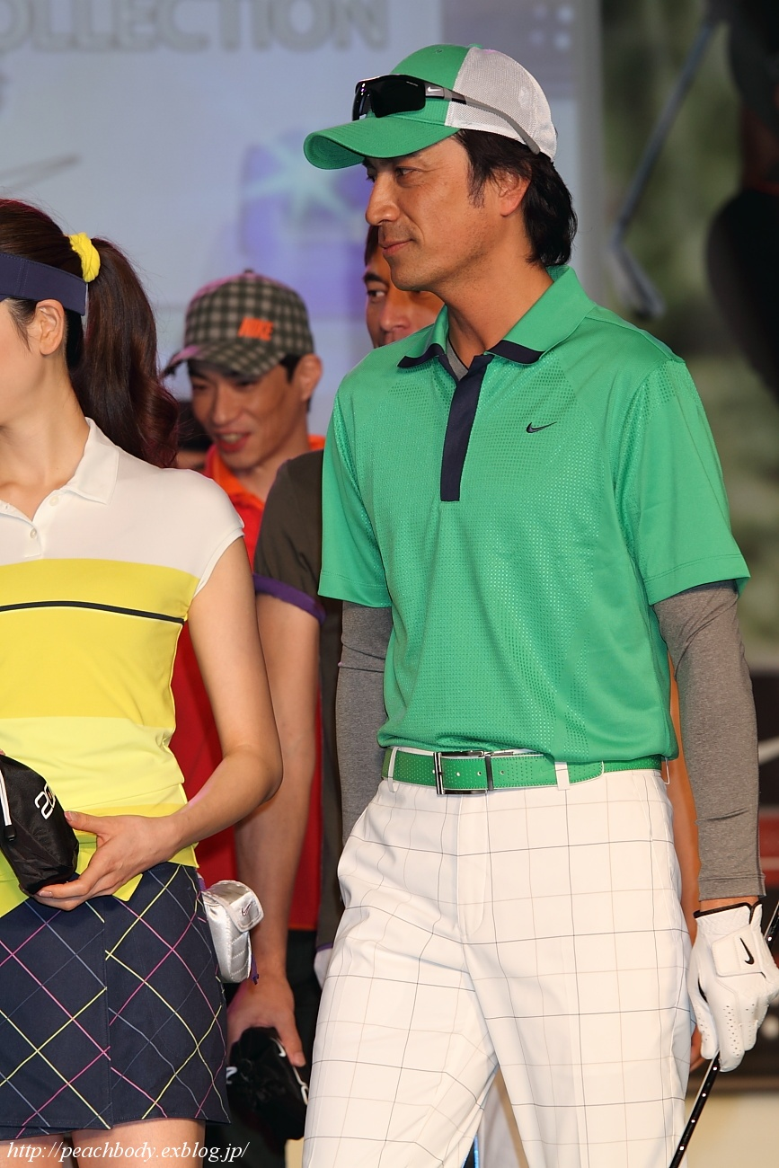 NIKE GOLF SPRING / SUMMER COLLECTION その5_c0215885_22382322.jpg