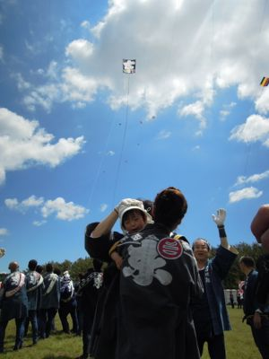 浜松祭り2日目「大凧、いよいよ空へ・・」_e0030586_12281961.jpg